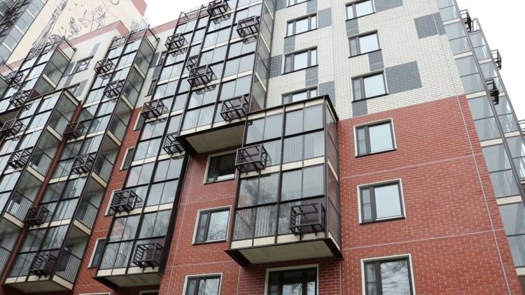 По ул.Новочеремушкинская вл.35 началось строительство дома на 577 квартир