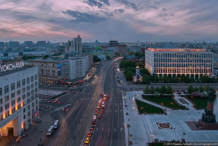 Придет ли реновация в район Якиманка ЦАО?