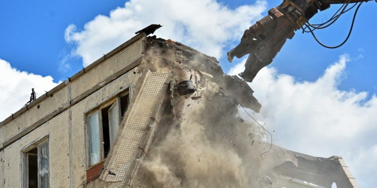 Что появится на месте снесенных по реновации домов?