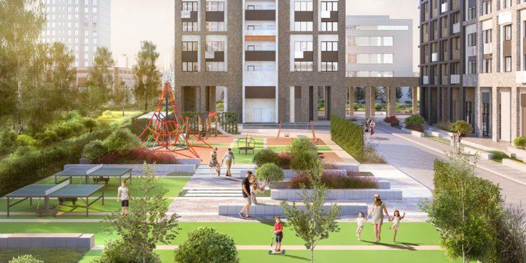 Дом по программе реновации в Солнцево по ул.Щорса вл.15 будет введен в эксплуатацию в 2021 году