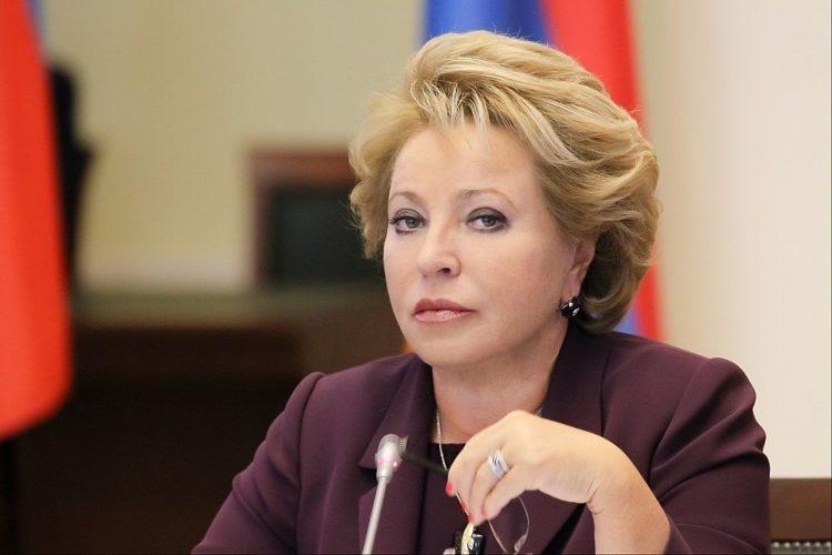 Матвиенко поручила разработать проект о реновации домов при согласии 2/3 собственников
