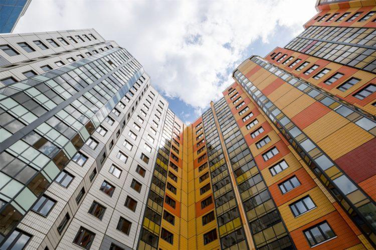 В Метрогородке по ул.Открытое шоссе вл.30, з/у 1 началось строительство дома на 924 квартиры