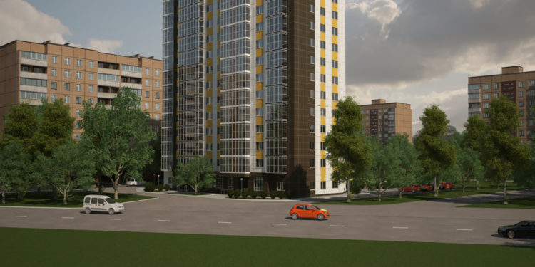 В Нагатинском Затоне ввели в эксплуатацию жилой дом по Судостроительной улице д.3