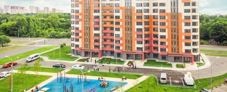 На строительстве дома по реновации в Зеленограде проверят качество фасадных работ