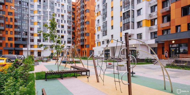 В Таганском районе на месте здания по ул. Мельникова, вл.2, 2/1, 2 строится дом на 378 квартир