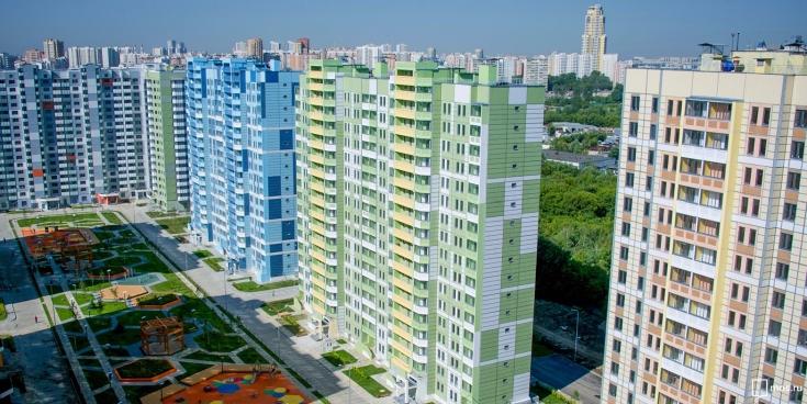 Утвержден проект планировки территории по реновации в районе Ивановское
