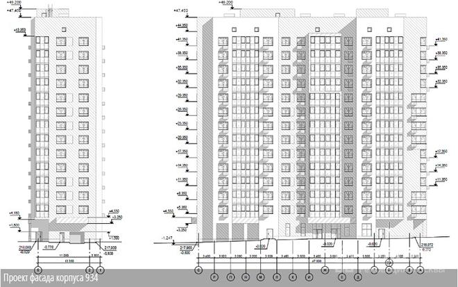 Проекты новых домов в ЗелАО для переселения по реновации