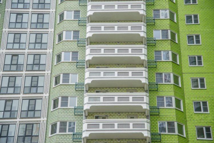 Дом по реновации в Лосиноостровском районе на ул Изумрудной д 24 поставлен на кадастровый учет