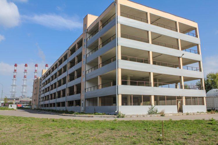 При реновации в Лосиноостровском районе построят многоуровневый паркинг