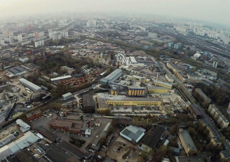 Жилой район появится в промзоне «Автомоторная» на севере Москвы
