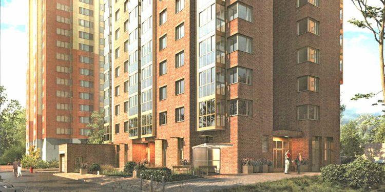 В Южном Тушине началось строительство жилого дома по программе реновации