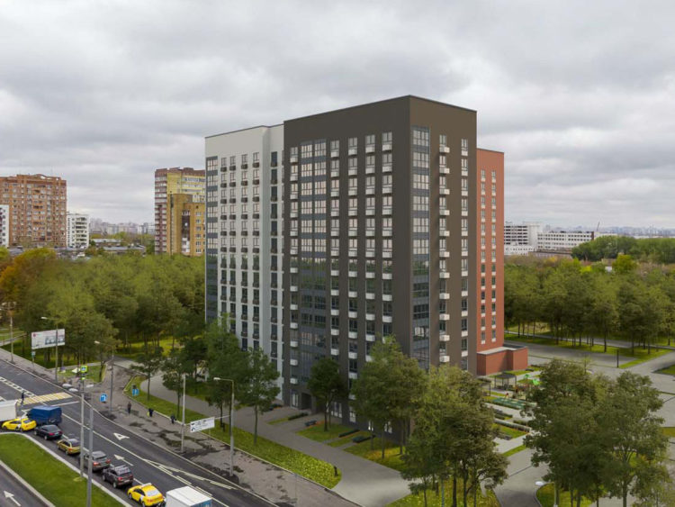 Дом по реновации на ул.Нижегородская 76 в Нижегородском районе построят в 2022 году