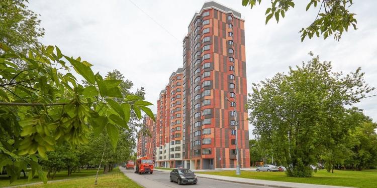 В Москве к новым домам реновации построят дополнительные дороги