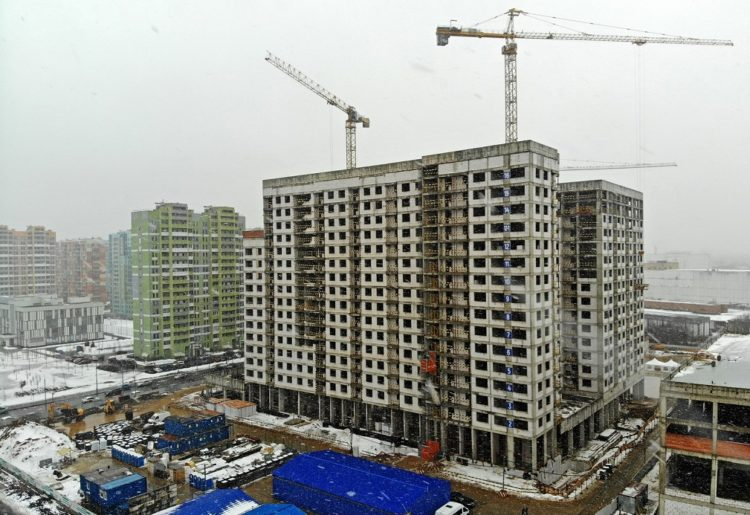 Дом на 176 квартир введут в Хорошево-Мневниках в следующем году