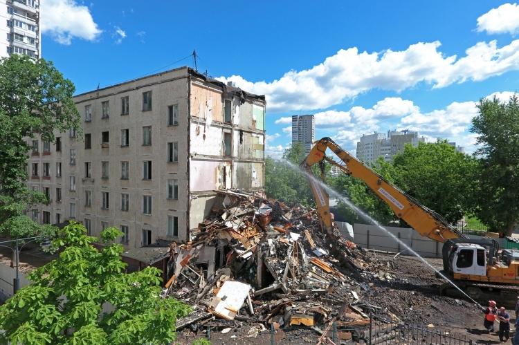 В поселении Рязановское в поселке Знамя Октября вл 3 построят дом на 236 квартир