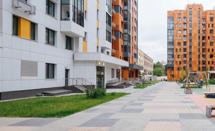 Три дома по реновации в районе Фили-Давыдково введут в 2021 году на ул. Кастанаевская вл.44-48 и 44-48к2