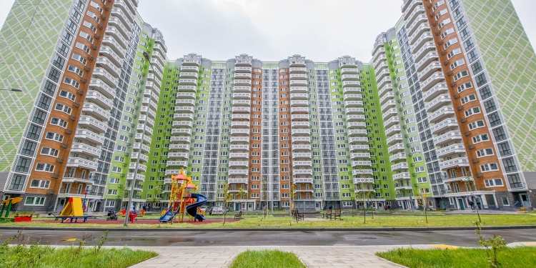 Три дома по реновации на 511 квартир построят в САО, СВАО и ЮАО до конца 2021 года