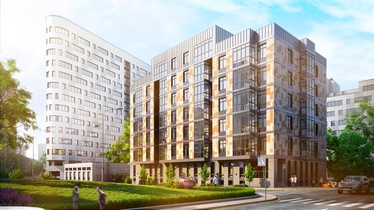 В Царицыно по ул. Каспийская построят дом на 364 квартиры