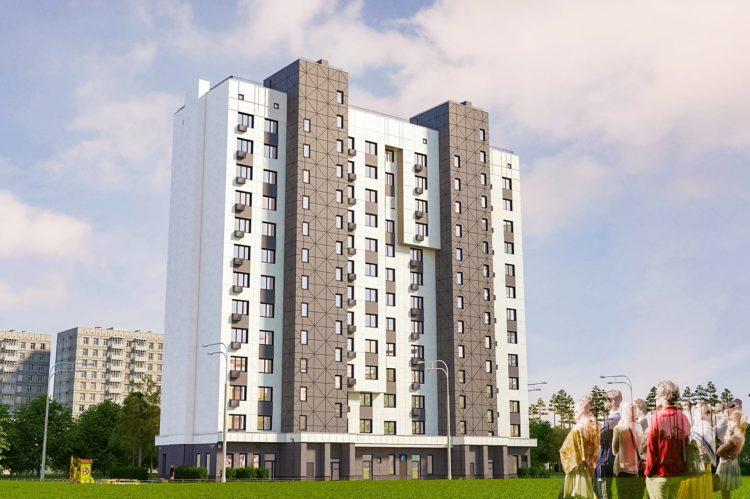 84 семьи в районе Косино-Ухтомский переедут в новый дом по реновации на ул. Каскадная, вл. 21