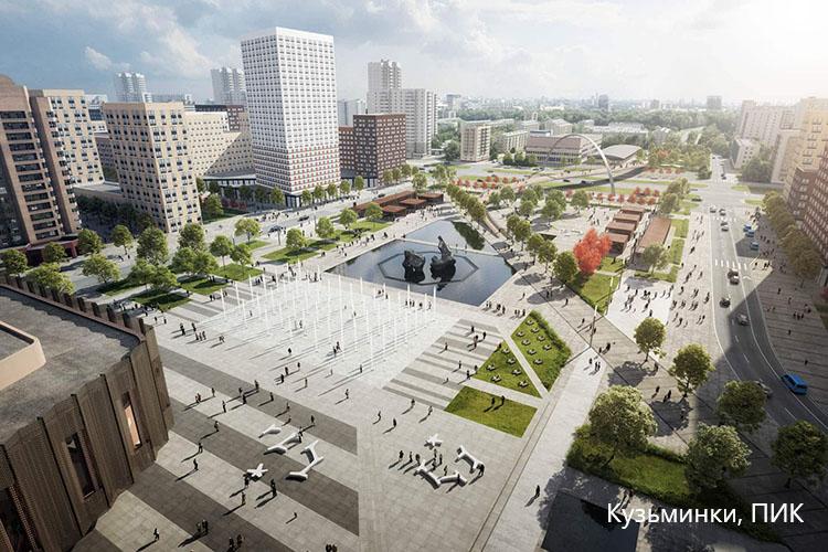 Пешеходные маршруты и велодорожки появятся в Останкинском районе по реновации