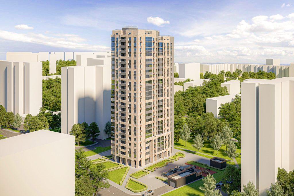 Дом по реновации в районе Бабушкинский на ул. Печорская, вл. 7 введут в 2021 году