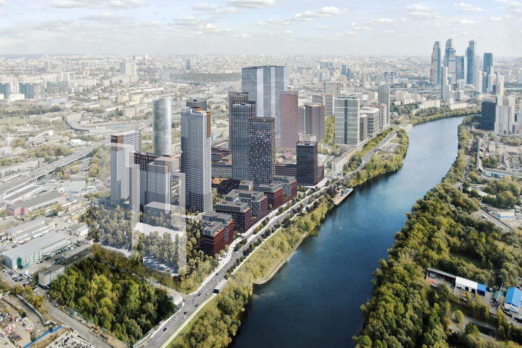 Москвичи обсуждают строительство дорог и создание общественных пространств