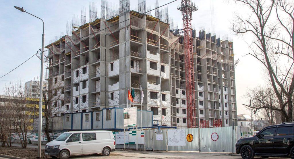 В районе Южное Бутово на ул. Краснолиманская, вл. 21 построят еще один дом по реновации