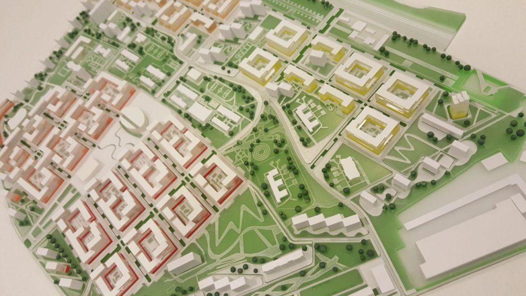 Пять домов реновации участвуют в конкурсе реализованных проектов