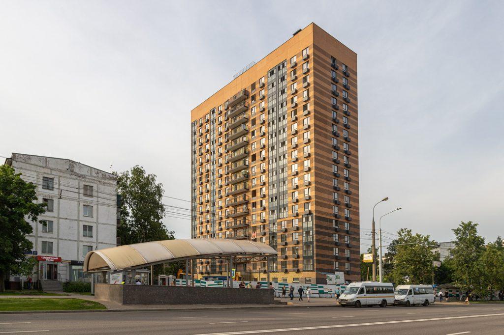 Дом по реновации в районе Перово на Зеленом проспекте, вл. 27А введут в этом году