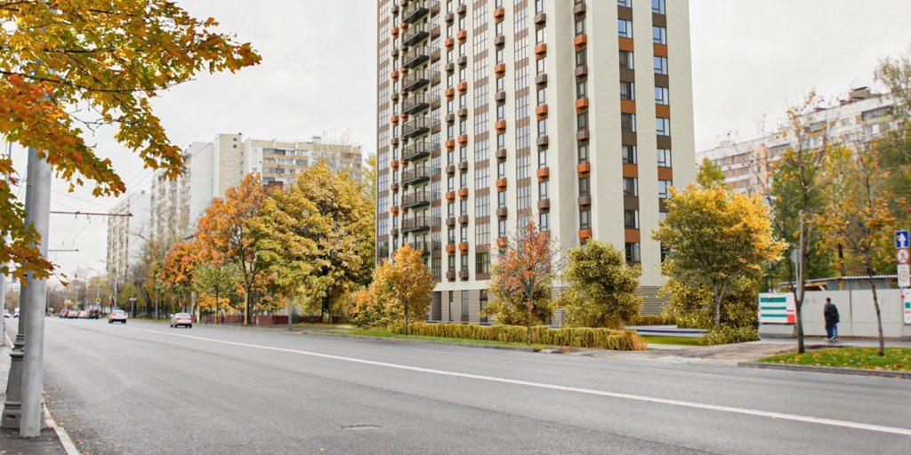 Дом на 216 квартир построят в Люблине по адресу Люблинская ул 109/1 по реновации