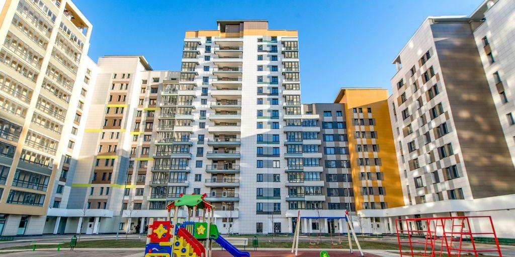 В Бескудниковском районе в кварталах 8, 9 корп 32 построят дом по реновации на 208 квартир
