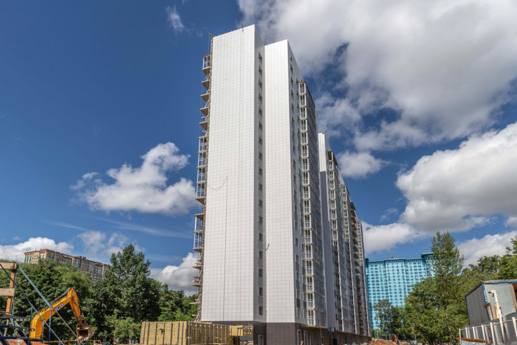 Дом по реновации на 201 квартиру построят в районе Бескудниковский в кв. 8, 9, корп. 24
