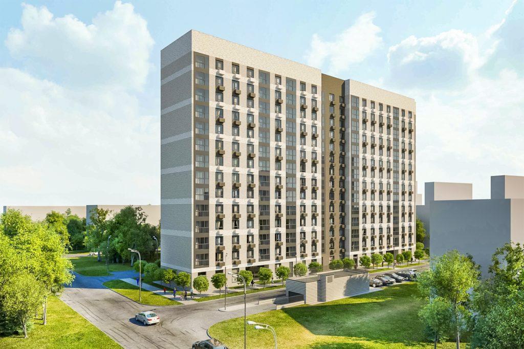 В районе Северное Измайлово на ул. 15-я Парковая, вл. 46А и 42А введут два дома по реновации в 2021 году
