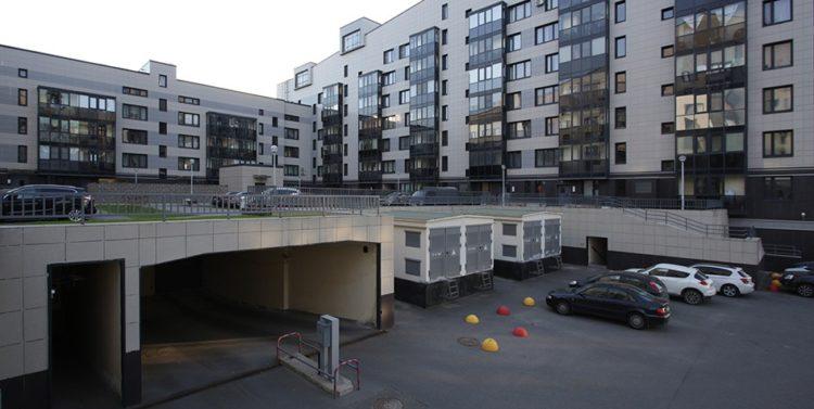 Дом с подземным паркингом построят по программе реновации в Отрадном на Олонецкой улице