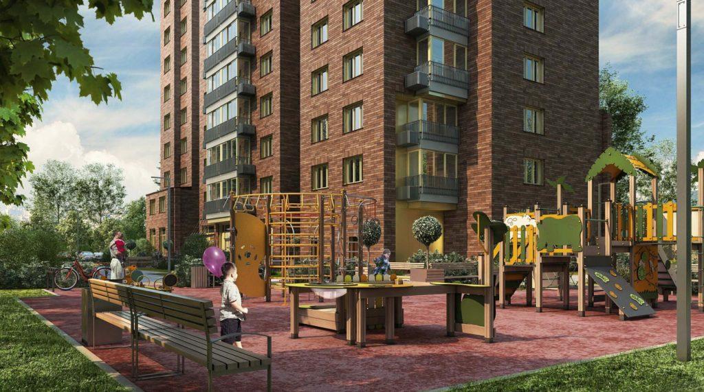 В Лефортове построят новые дома по программе реновации на улице Золоторожский Вал (дома 11/14 и 11/15)