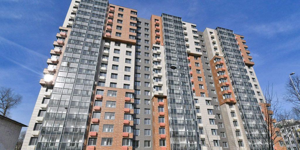 Новостройку по реновации в районе Коньково на ул. Профсоюзная, д. 98, корп. 2 поставили на кадастровый учет