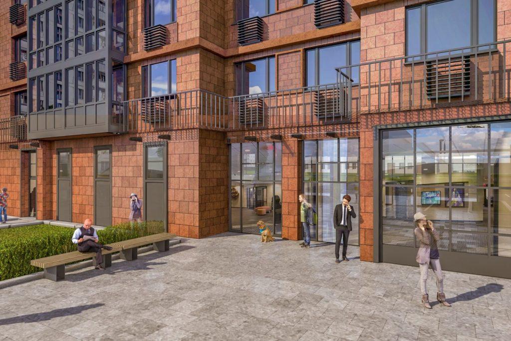 В Южном Медведкове завершается строительство дома по программе реновации