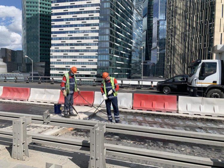 Для домов по реновации в Мукомольном проезде построили дороги