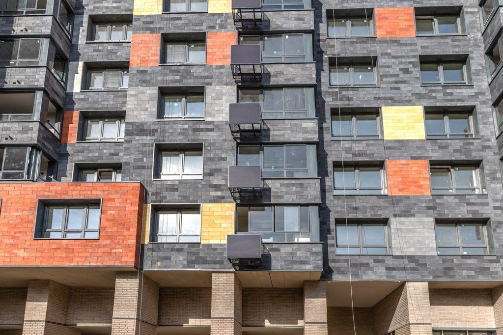 Завершено строительство дома по реновации в районе Северное Измайлово на ул. Константина Федина, вл. 13-19