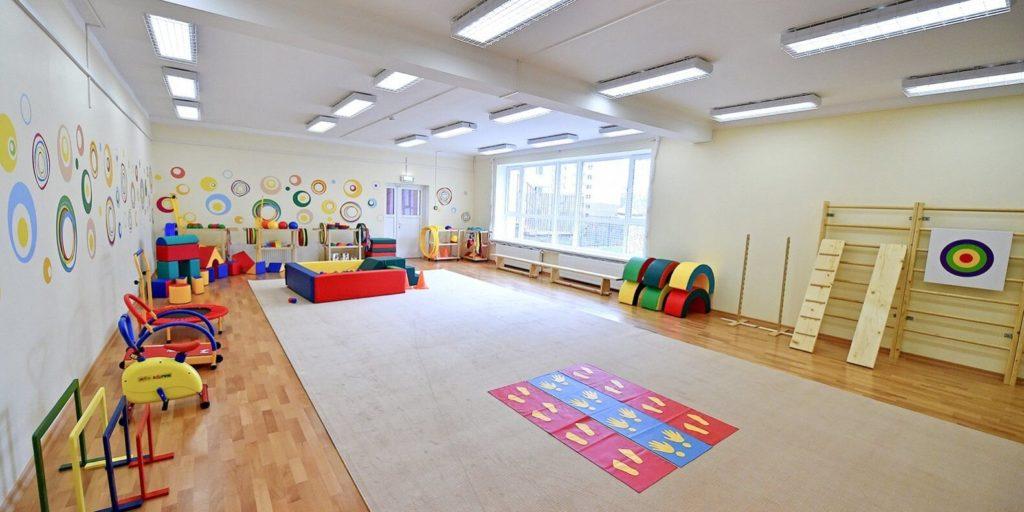 Три детских сада и школу построят в районе Фили-Давыдково по программе реновации