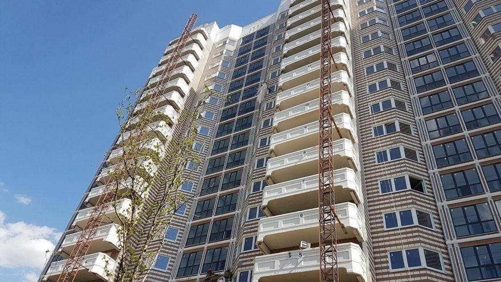 В районе Лефортово по адресу 3-й квартал, к 6 дом по программе реновации введут до конца 2020 года