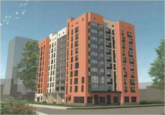 В Черемушках на ул. Гарибальди 17 и в Севастопольском пр-те 28 к9 строятся два дома по программе реновации