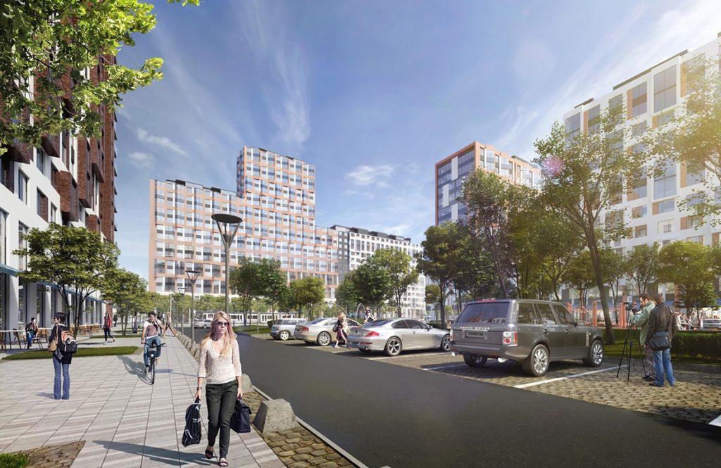 Утверждены проекты кварталов реновации в районах Перово и Богородское