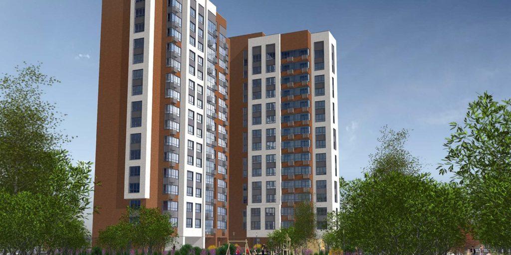 В районе Перово на ул Металлургов, д. 56 построят двухсекционный дом по программе реновации