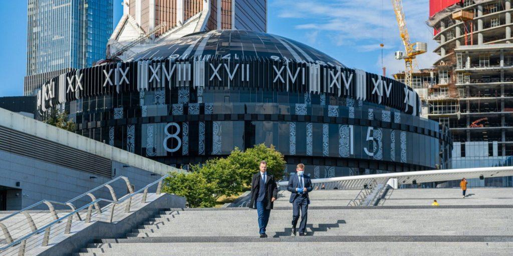 Сергей Собянин провел совещание по вопросам развития «Большого Сити»