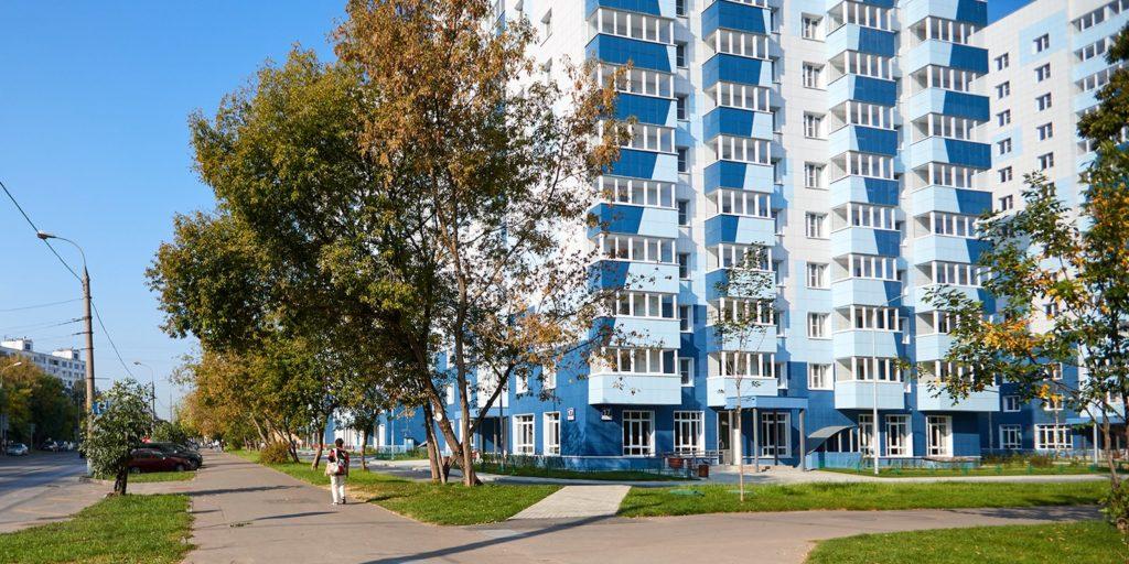 До конца сентября начинается переезд жителей 10 пятиэтажек на востоке Москвы