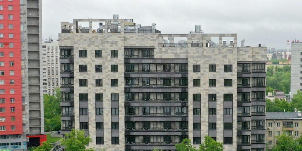 Первый дом по программе реновации в Ростокине начнут заселять в конце года
