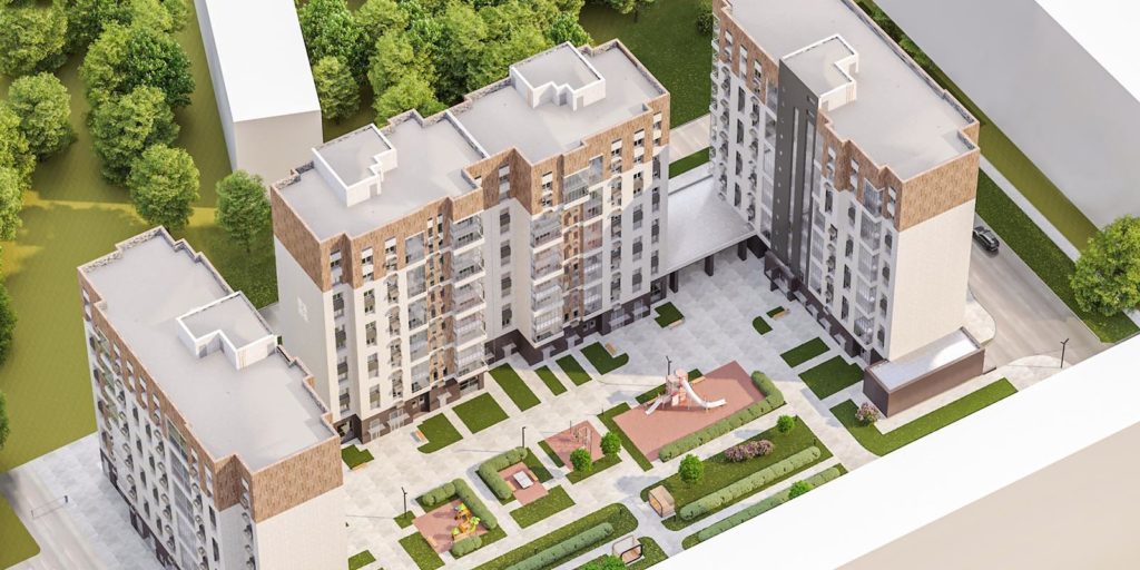 Жилой дом по программе реновации построят в СВАО по ул. Радужной вл. 14 к 2