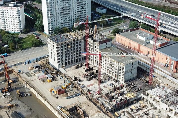 Жилой комплекс в районе Хорошевский по ул. Зорге вл. 9 сдадут в 2023 году