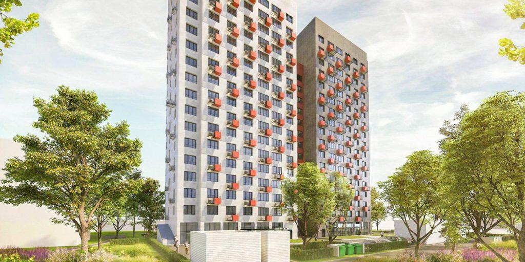 Дом реновации сдадут в 2021 году в Текстильщиках по ул. Чистова, вл.3а стр.1